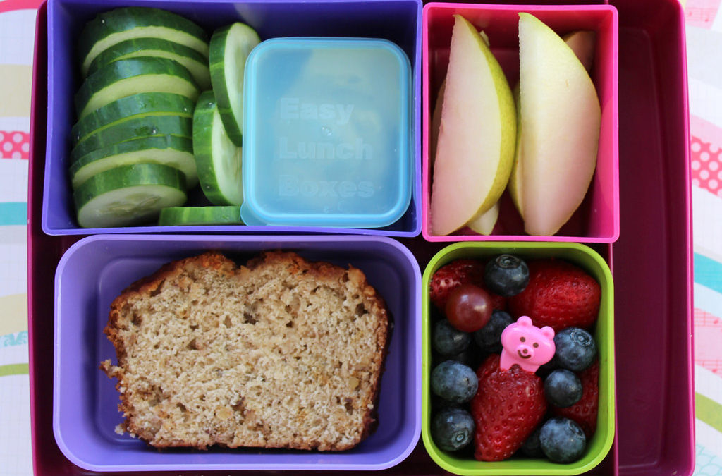 Lunchbox ideas your kids will actually eat!