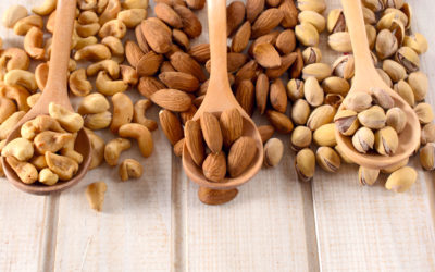 Which nuts are good for fertility?