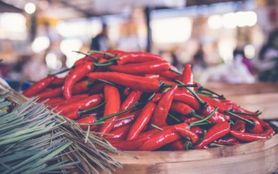 Spicy foods while pregnant – are they safe?