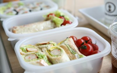 Back to school lunches