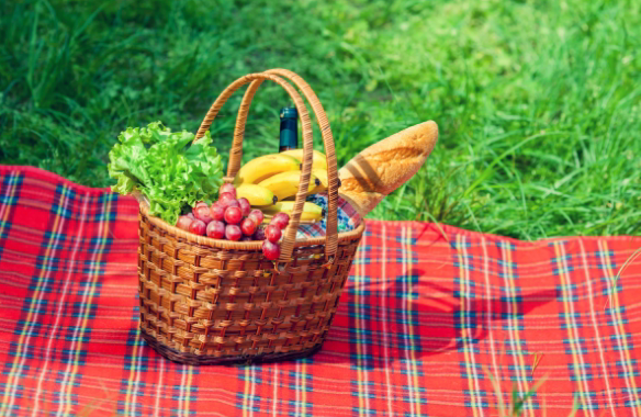 What to put in your picnic basket on your day out in the sun