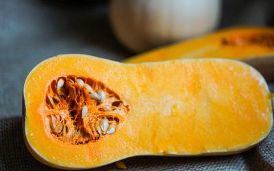 Pumpkin & Chickpea Soup