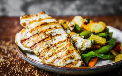 Five Spice Chicken & Vegetables