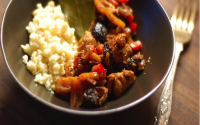 Hearty Moroccan Beef