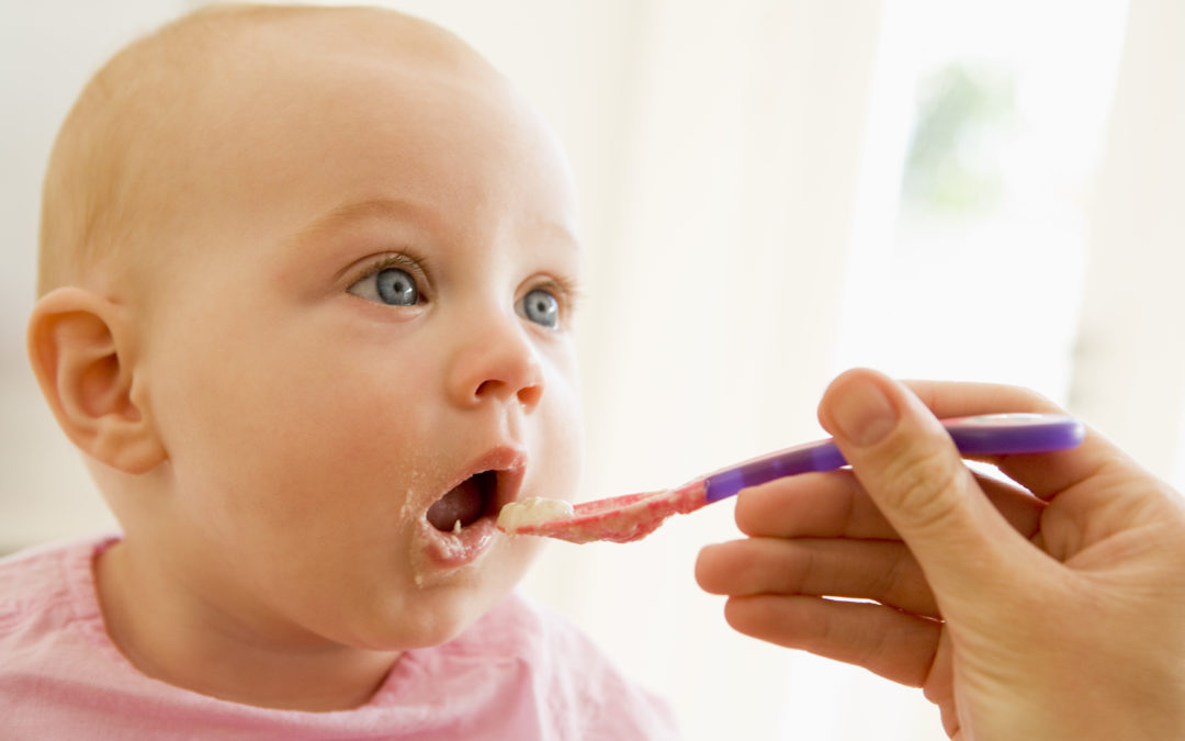 Allergies in babies – how can I prevent them developing?