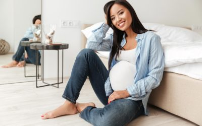 How does my diet both before & during pregnancy affect the health of my future baby?