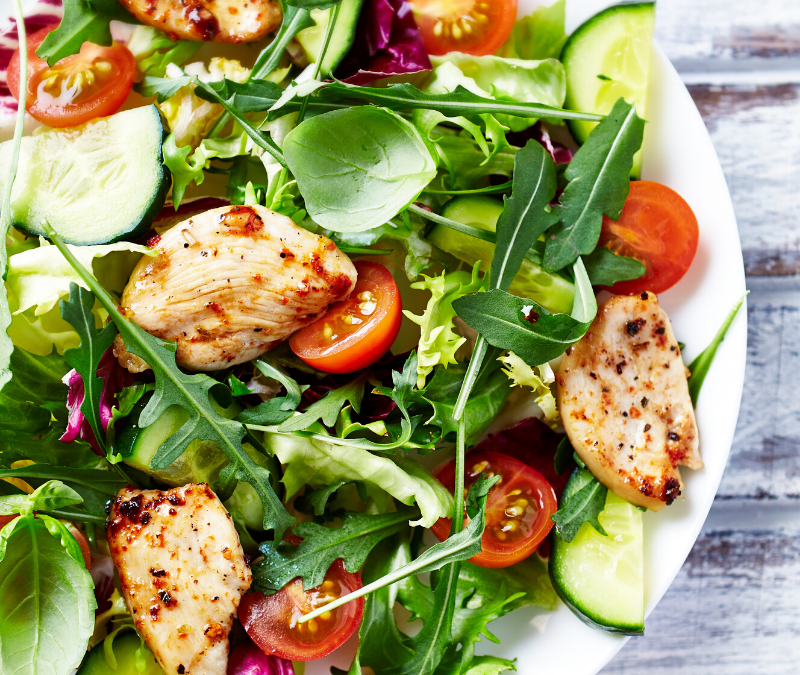 Are pre-made salads during pregnancy safe?