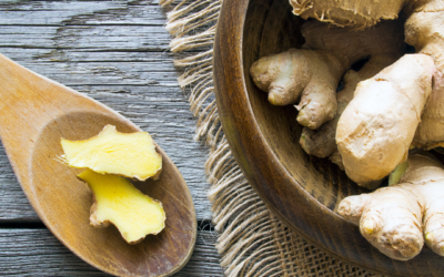 Is ginger good for pregnancy morning sickness?
