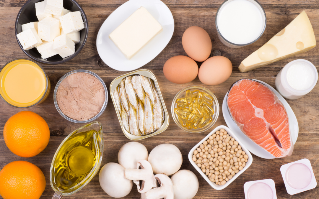 Can I get enough vitamin D through diet alone?